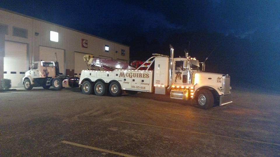 McGuire's Towing & Recovery image 3