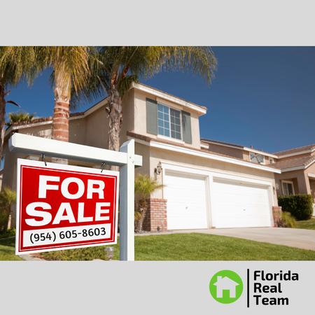 Florida Real Team Home Sale