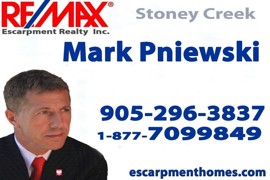 Mark Pniewski - RE/MaX Escarpment Realty in Hamilton