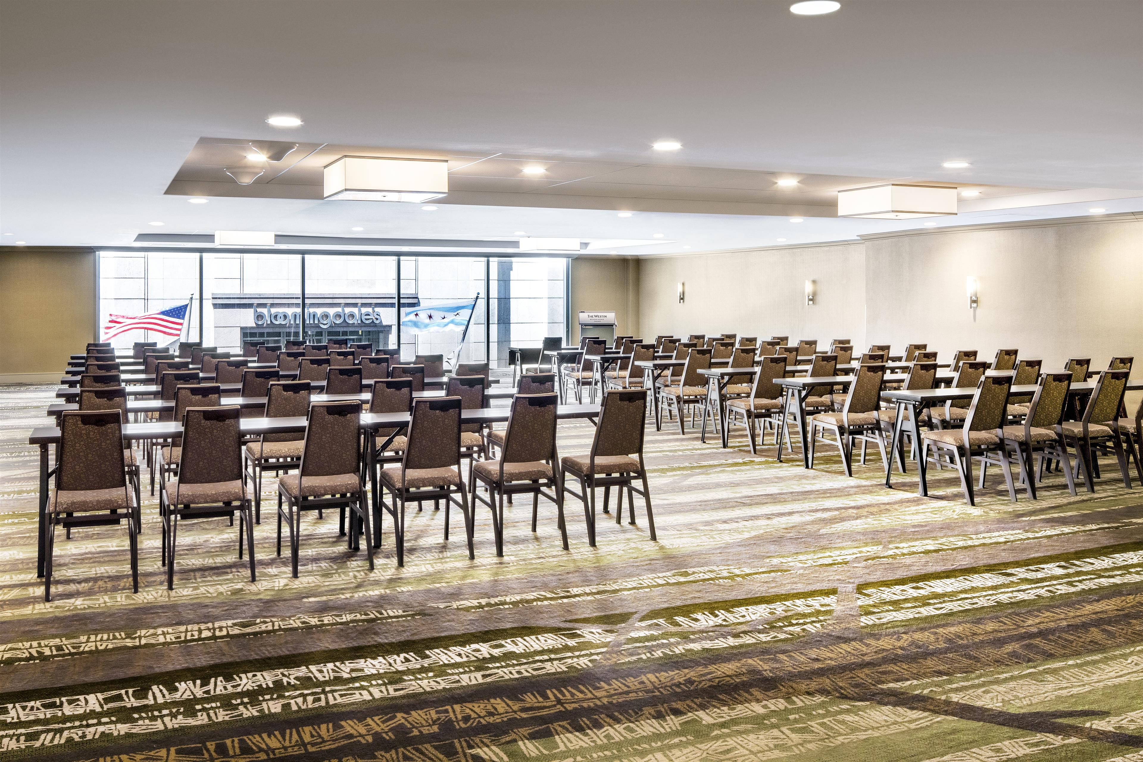 business chicago il meeting Satisfy all of your business meeting needs in chicago, with the w chicago - city  center.