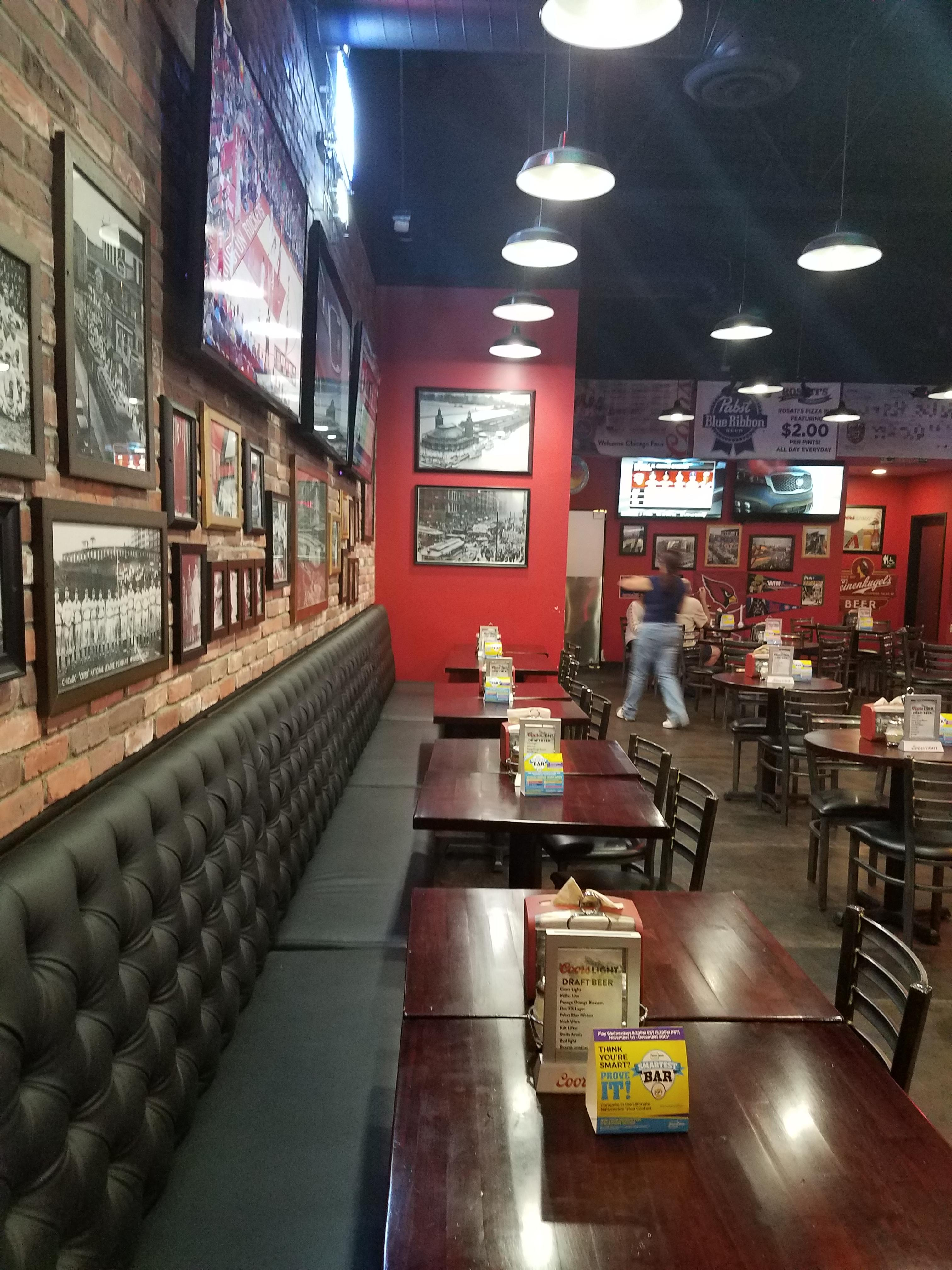 Rosatis pizza and sports bar image 3