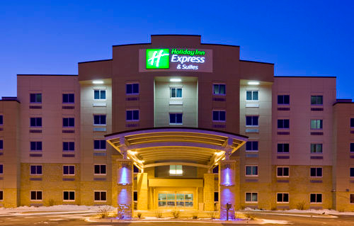 Holiday Inn Express & Suites Mankato East image 0