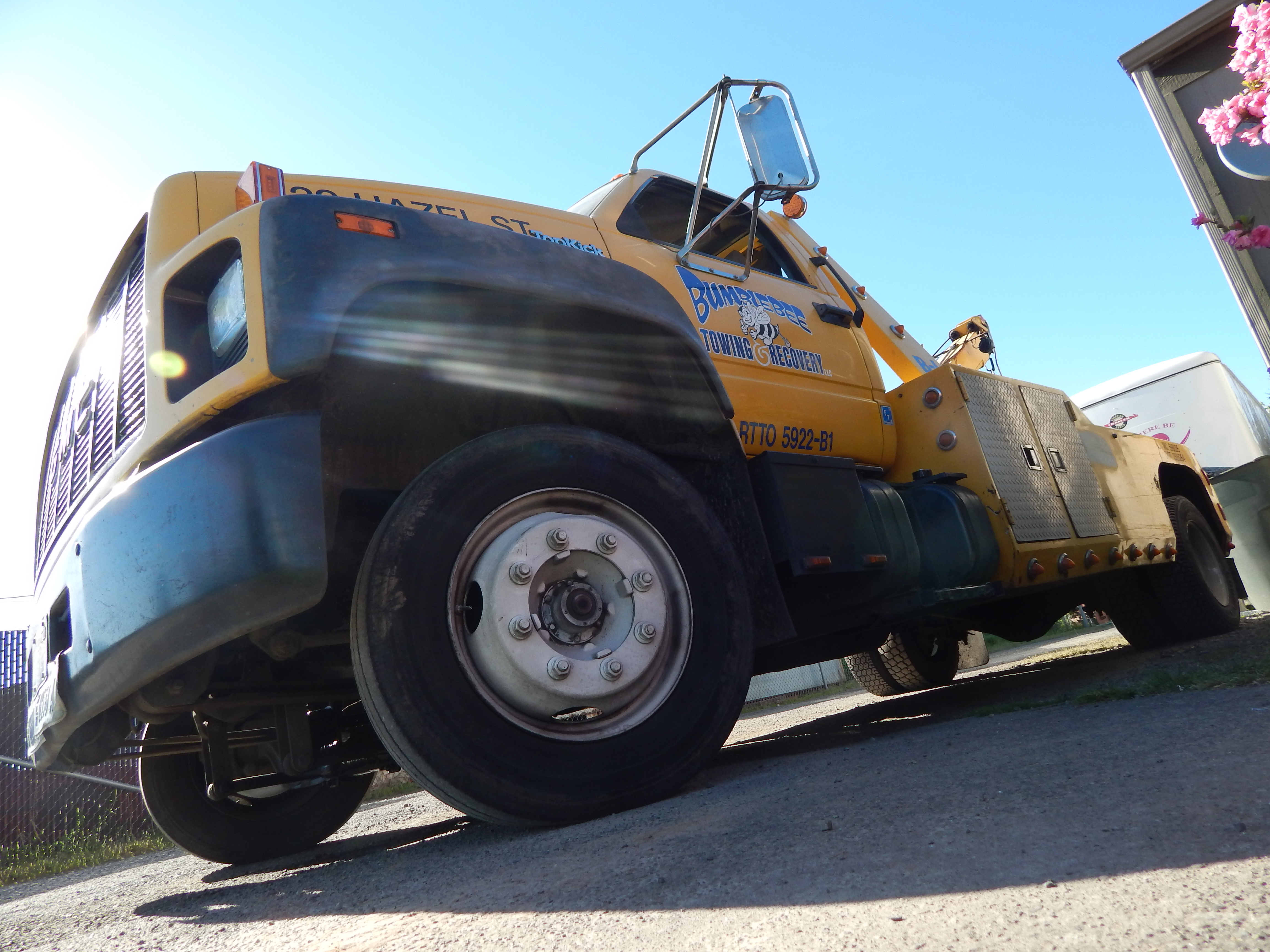 BumbleBee Towing & Recovery, LLC image 0