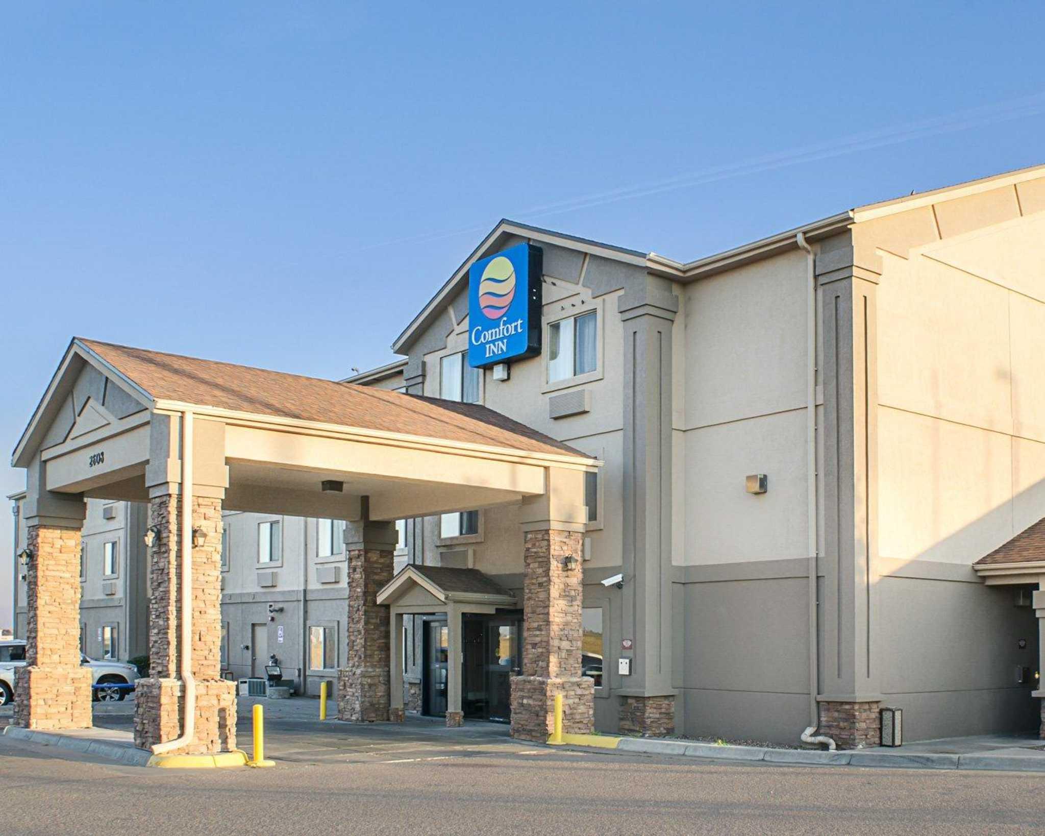 Comfort Inn In Garden City Ks 620 275 5