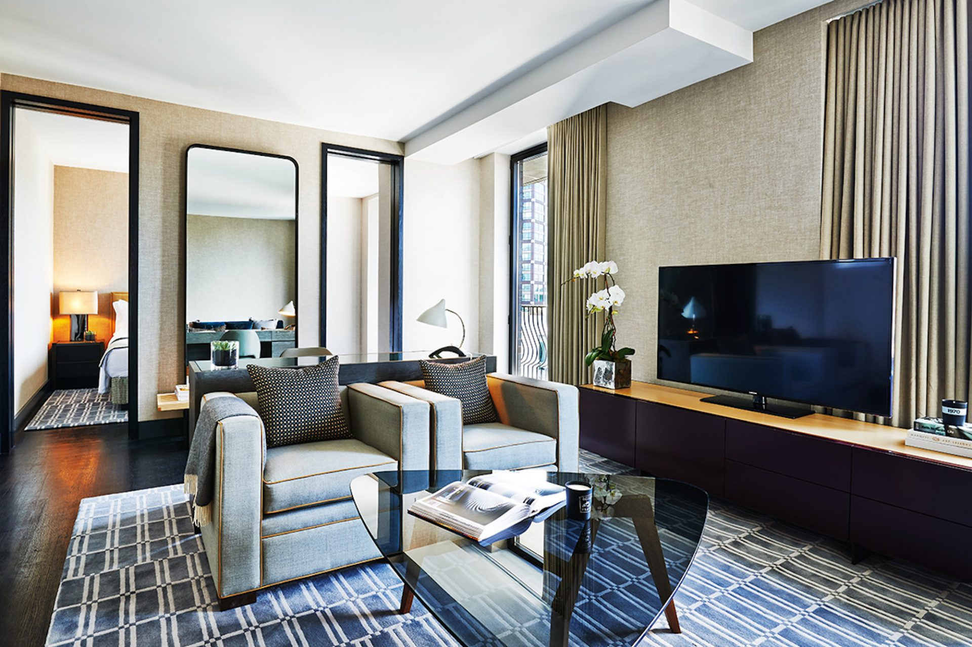 Sixty soho hotel new york ny company page for Sixty hotel new york