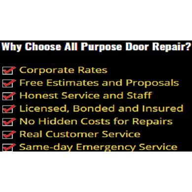 All Purpose Door Repair image 3