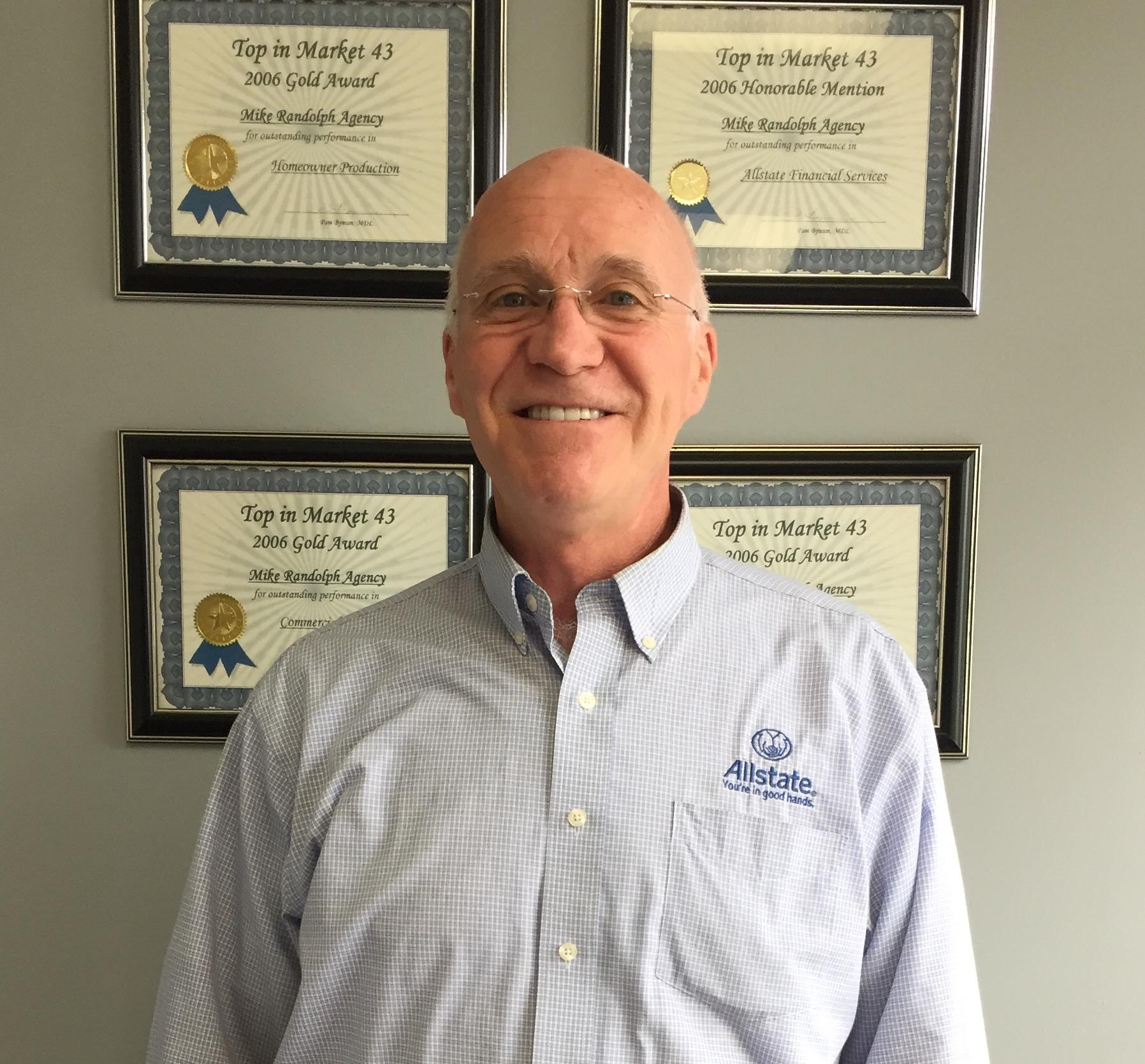 Allstate Insurance Agent: Michael Randolph