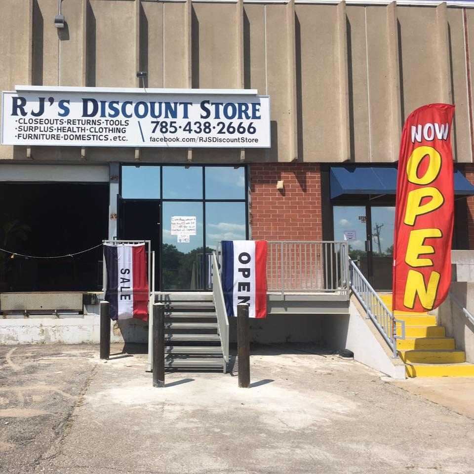RJ's Discount Store