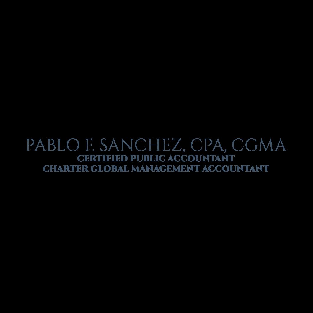 Pablo F. Sanchez, CPA, CGMA image 5