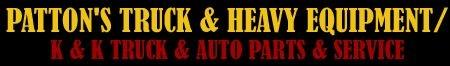 Patton's Truck & Heavy Equipment/K & K Truck & Auto Parts & Service image 0