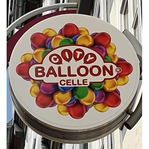 Logo von City Balloon Celle