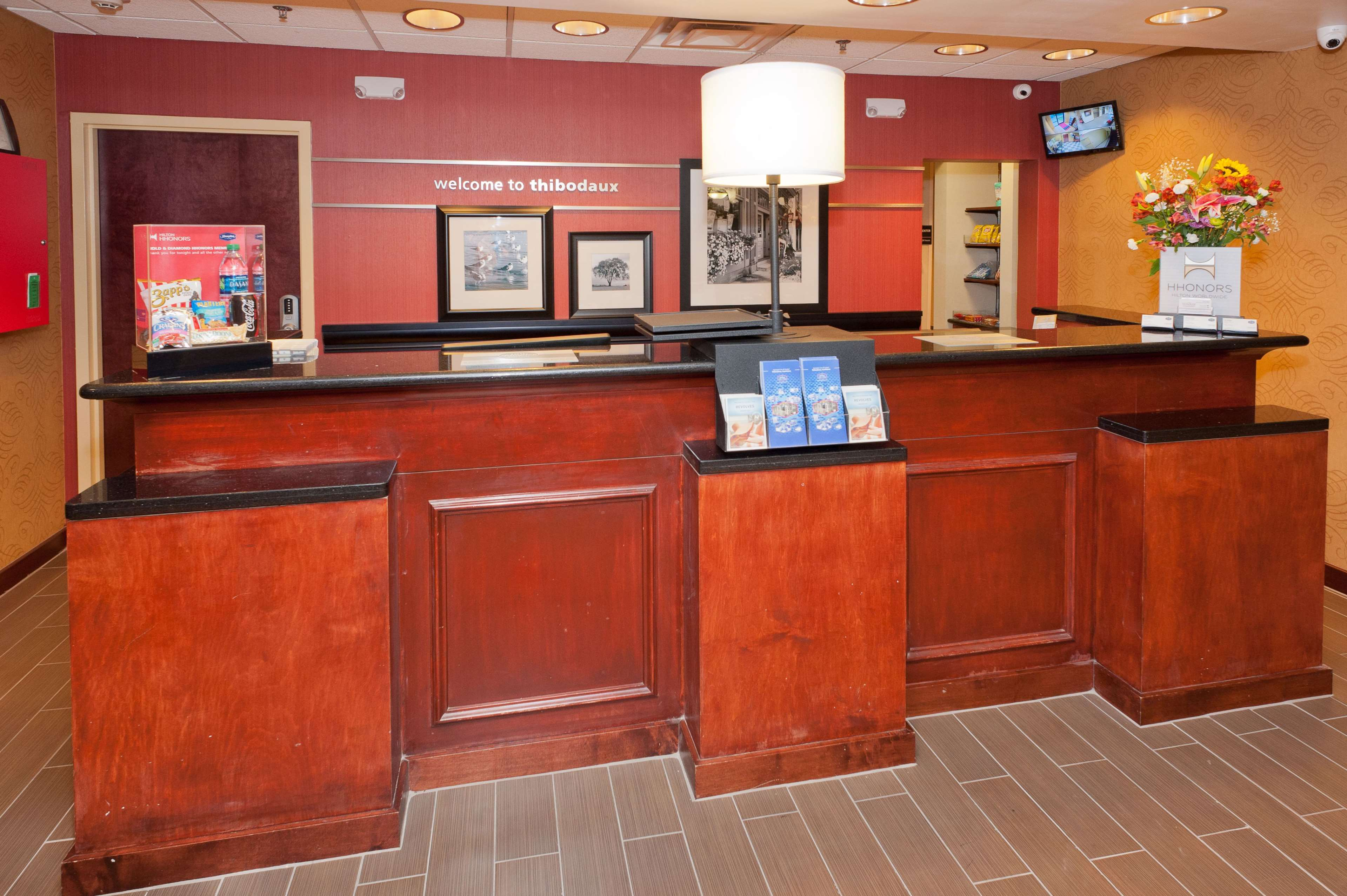 Hampton Inn & Suites Thibodaux image 2