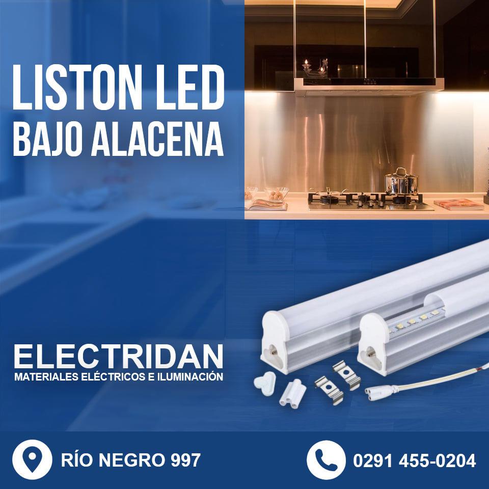 ELECTRIDAN - MATERIALES ELECTRICOS E ILUMINACION