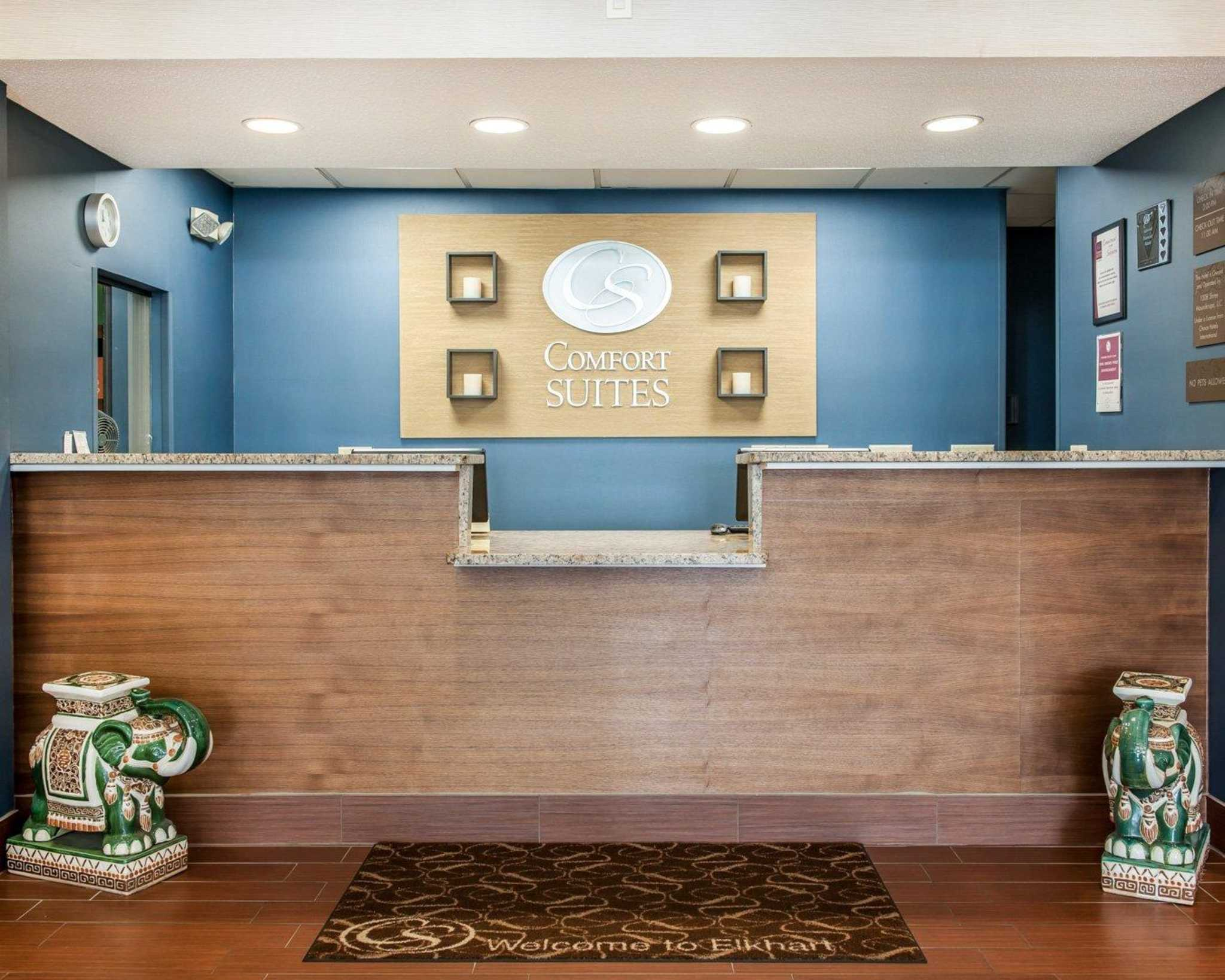 Comfort Suites North in Elkhart, IN, photo #21