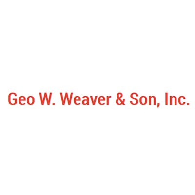 Geo. W. Weaver & Son, Inc.