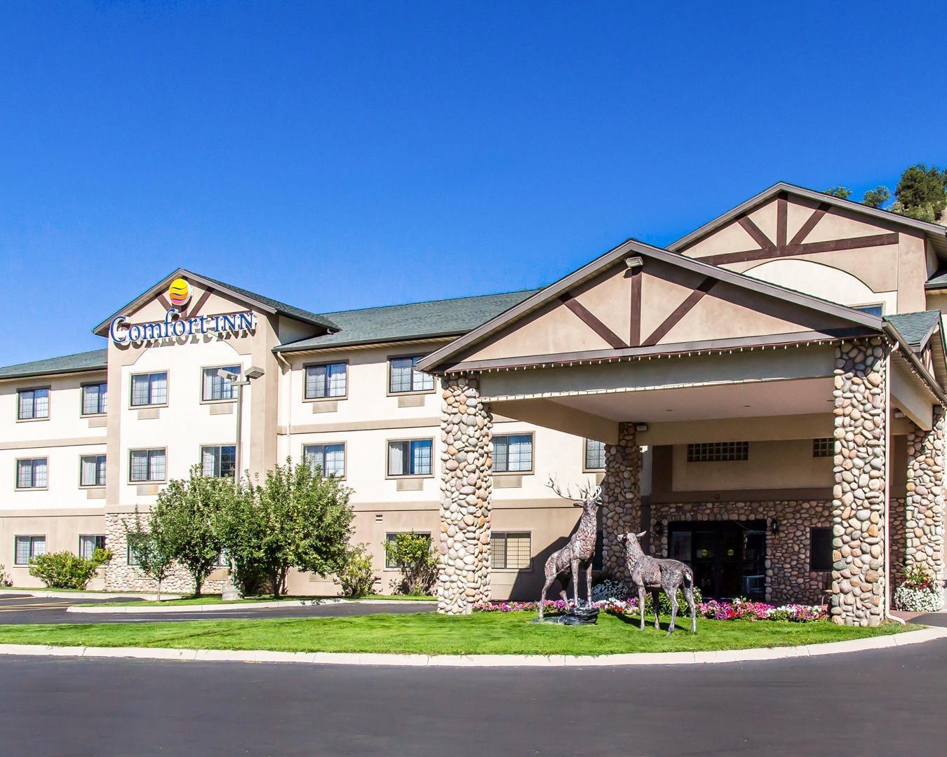 Eagle Co Hotels Motels