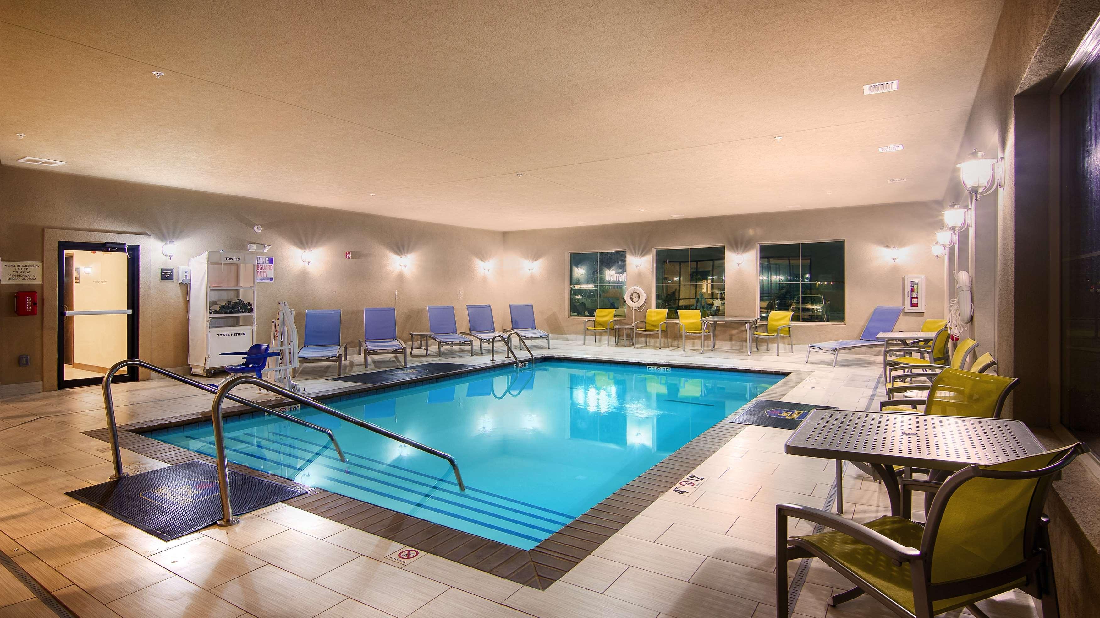 Best Western Lindsay Inn & Suites image 10