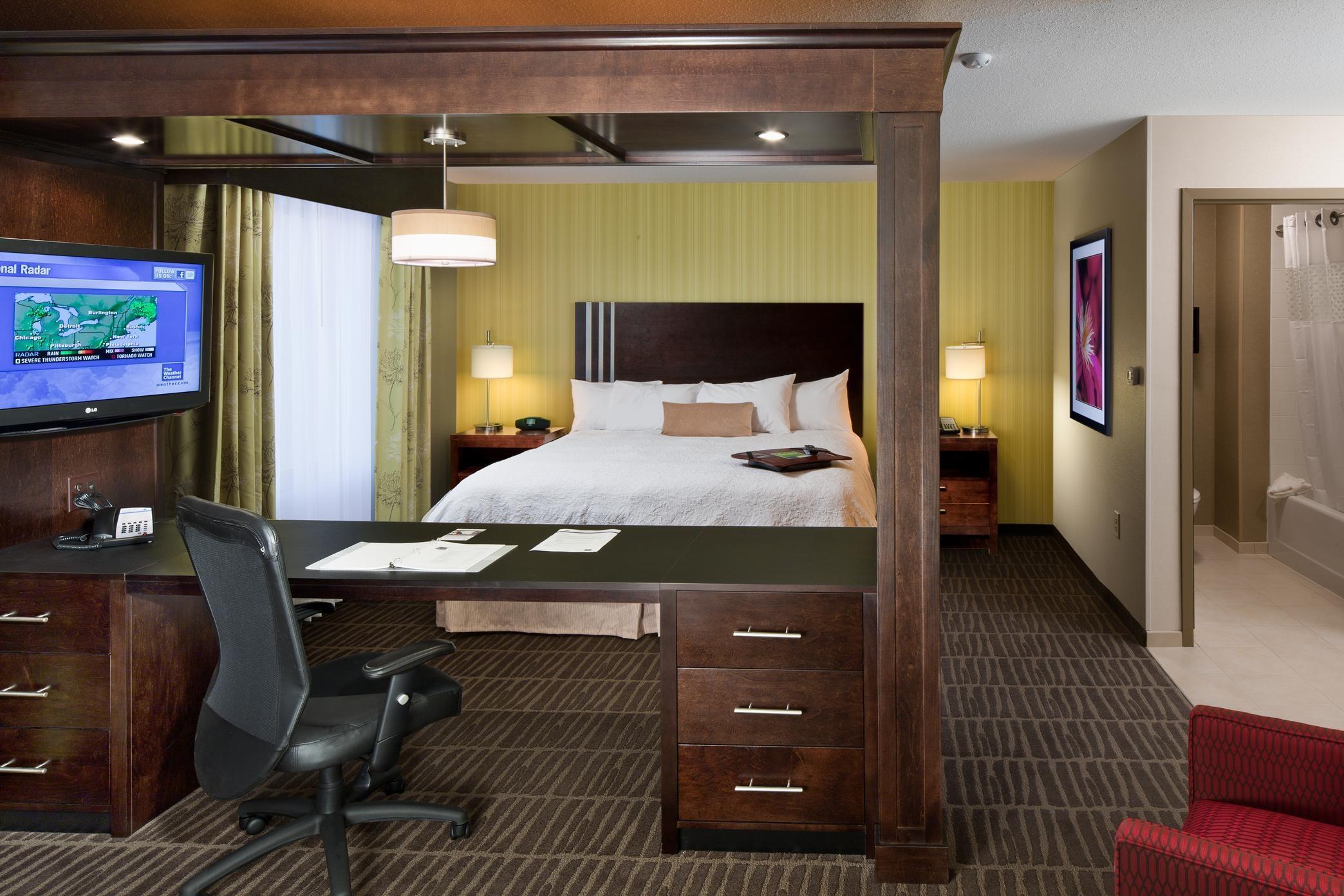 Hampton Inn & Suites Saginaw image 14