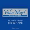 Value Max