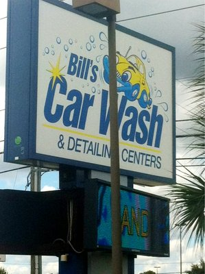 Bill's Car Wash & Detailing Centers
