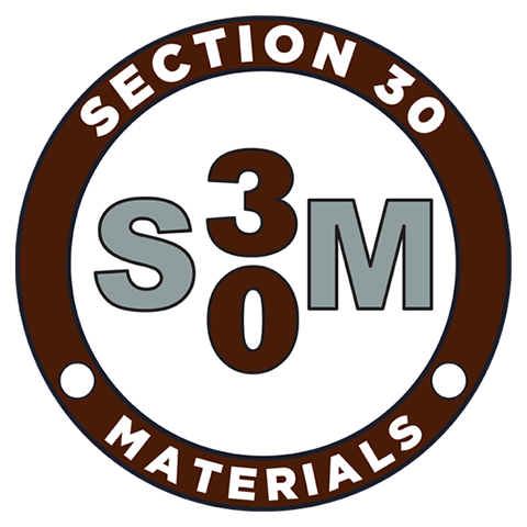 Section 30 Materials