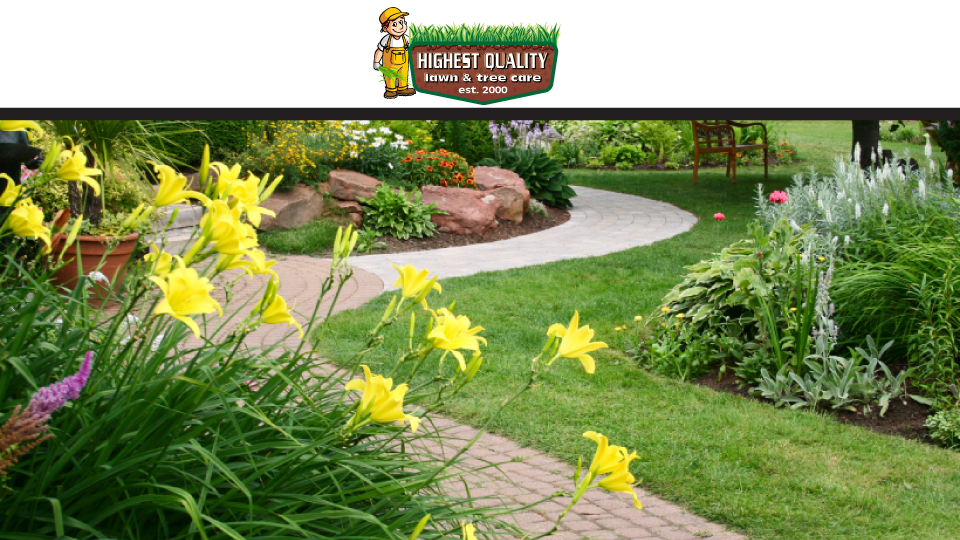 Highest Quality Lawn Care image 0
