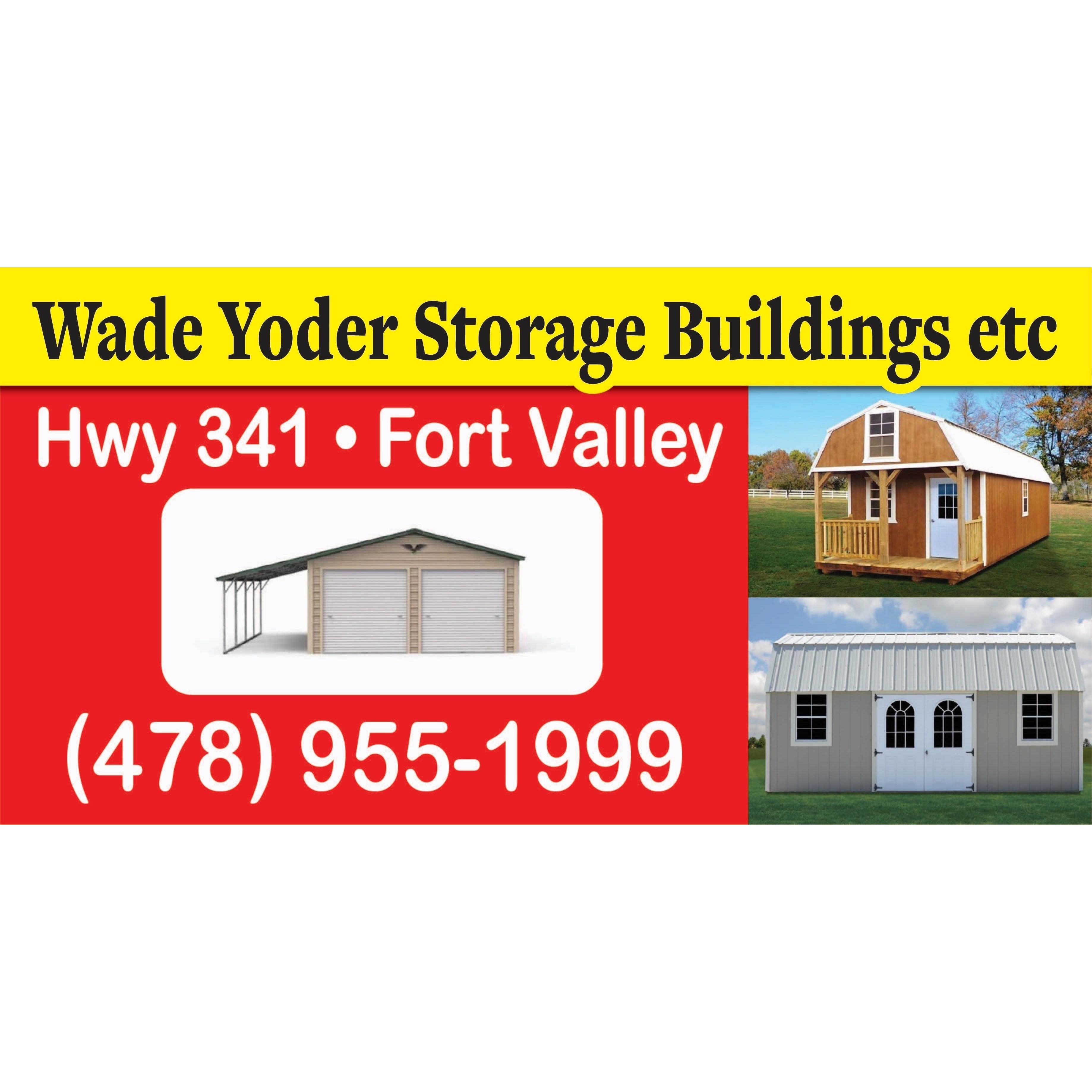 Wade Yoder Storage Buildings etc image 33