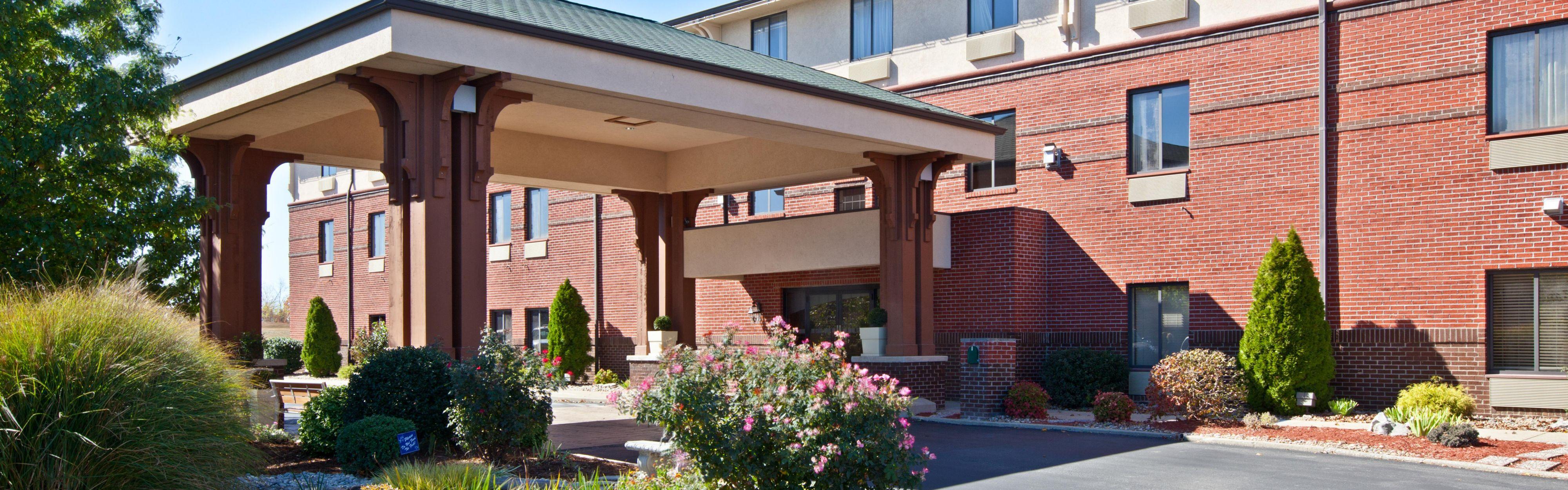Holiday Inn Express Corydon image 0