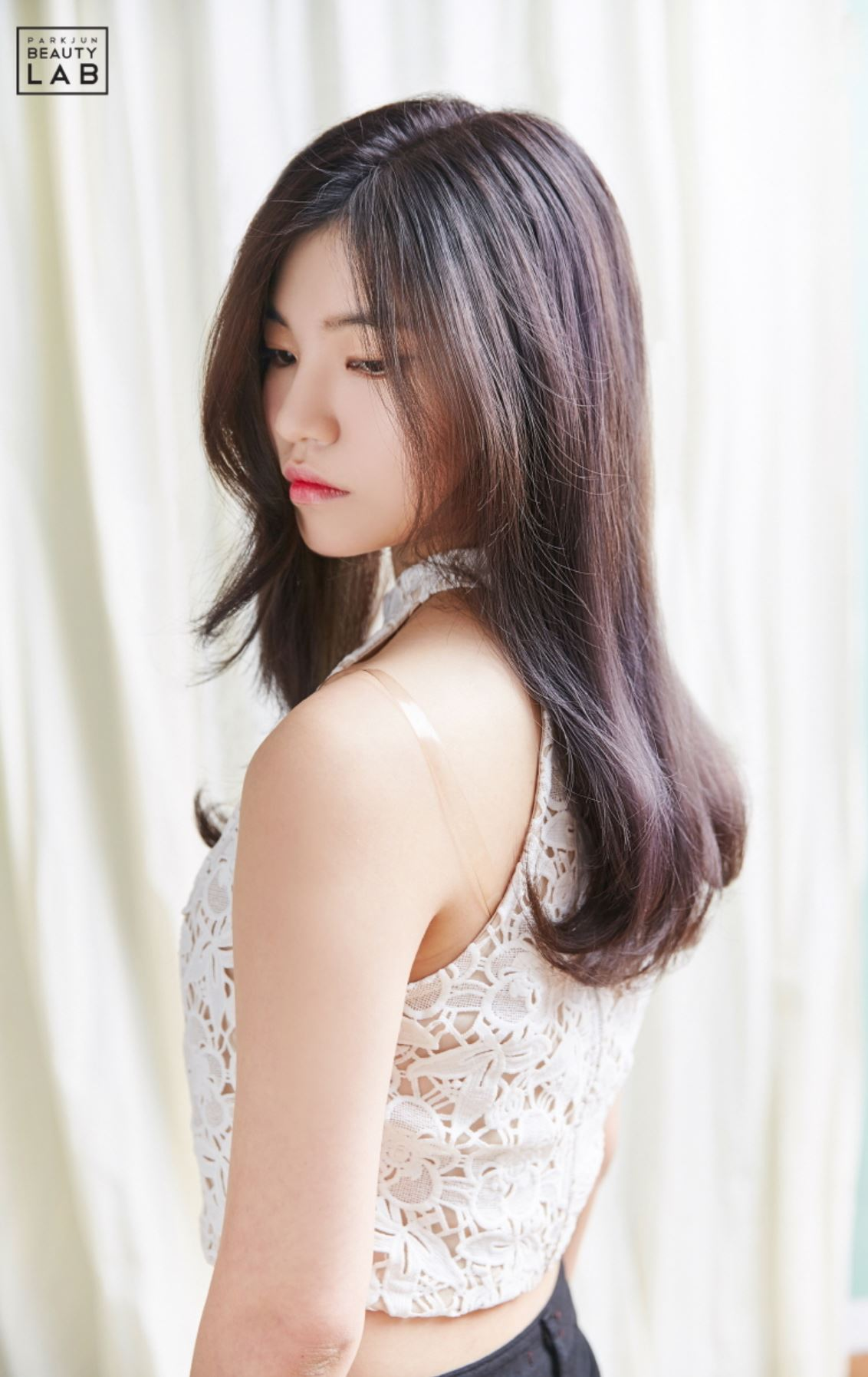 Park Jun Korean Hair Salon Straight Perm Color Wedding