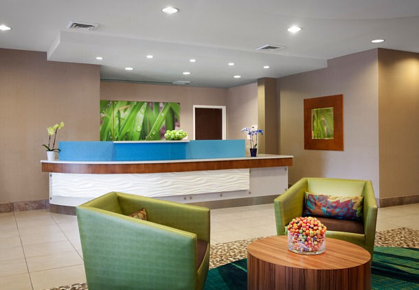 SpringHill Suites by Marriott Phoenix Downtown image 4