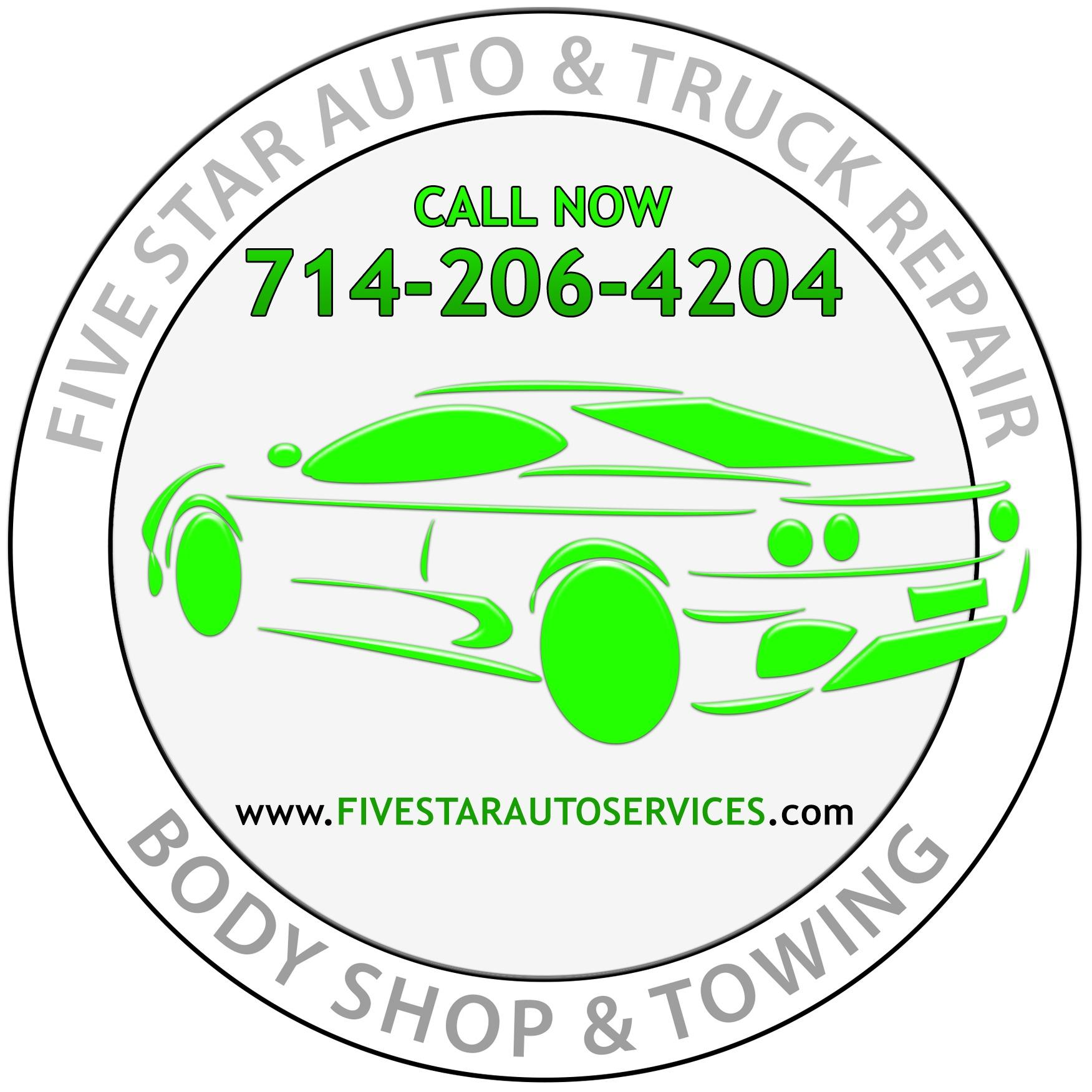 Five Star Auto & Truck Repair image 10