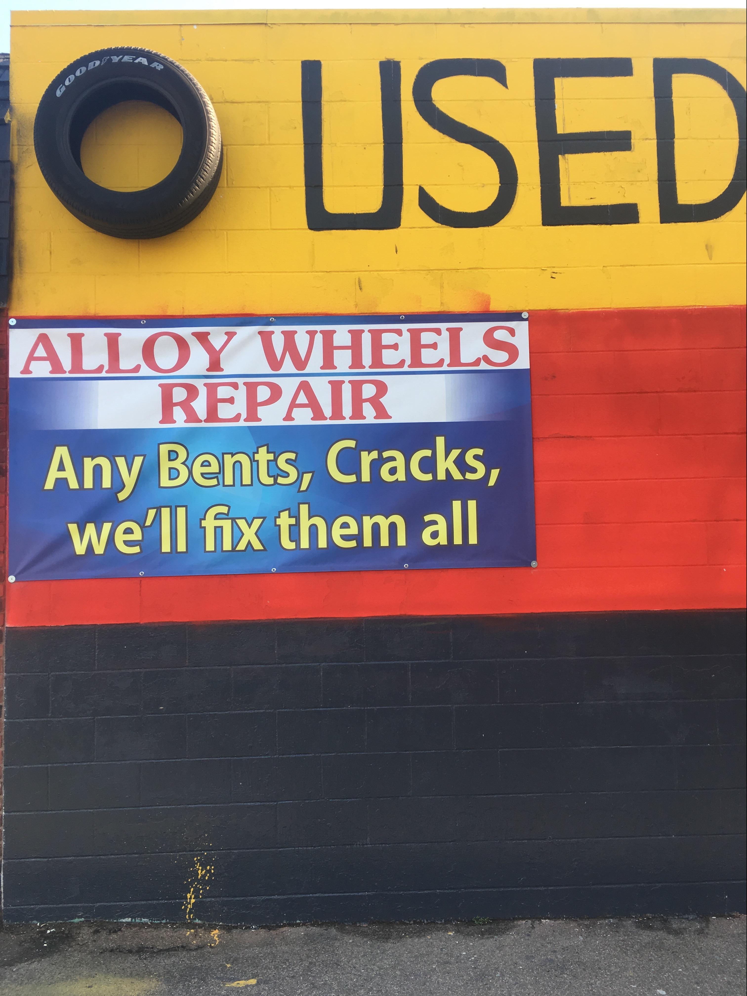 Quality Used Tires and Alloy Wheel Repair image 5