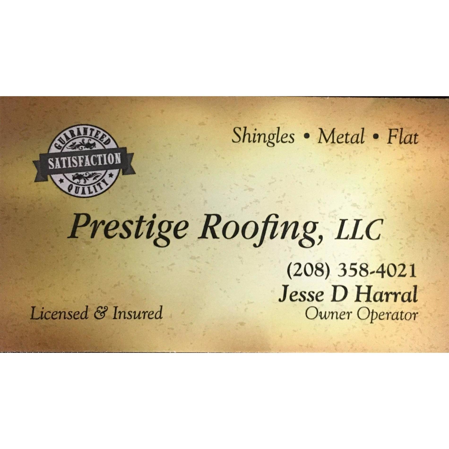 Prestige Roofing, LLC