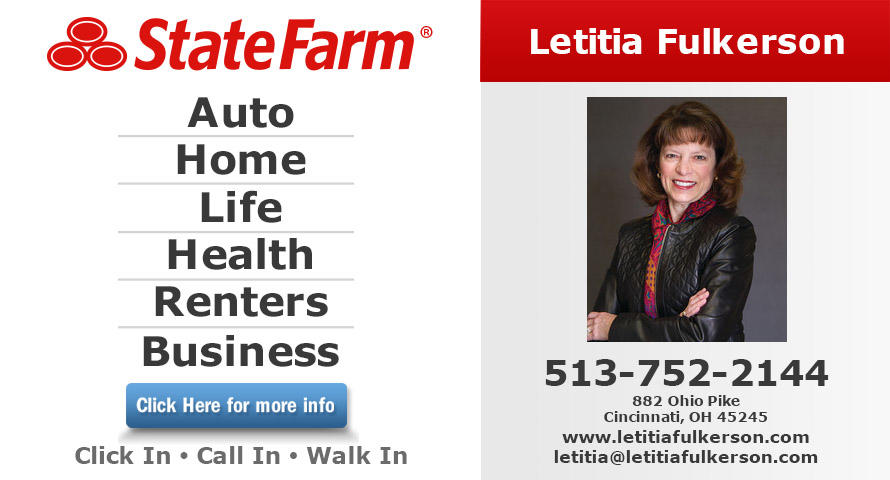 Letitia Fulkerson - State Farm Insurance Agent image 0