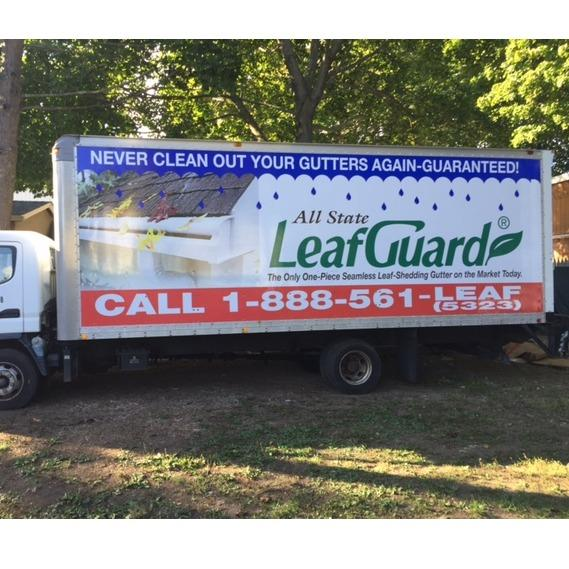 All State Leaf Guard Gutters Inc.