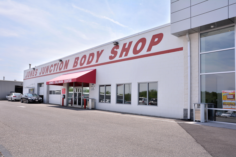Jones Body Shop & Collision Center - Fallston, MD 21047 - (443)686-7155   ShowMeLocal.com