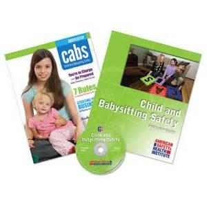 Child and Babysitting Safety Course from ASHI (American Safety and Health Institute). Provides the student with the skills they will need to start their own business in babysitting.