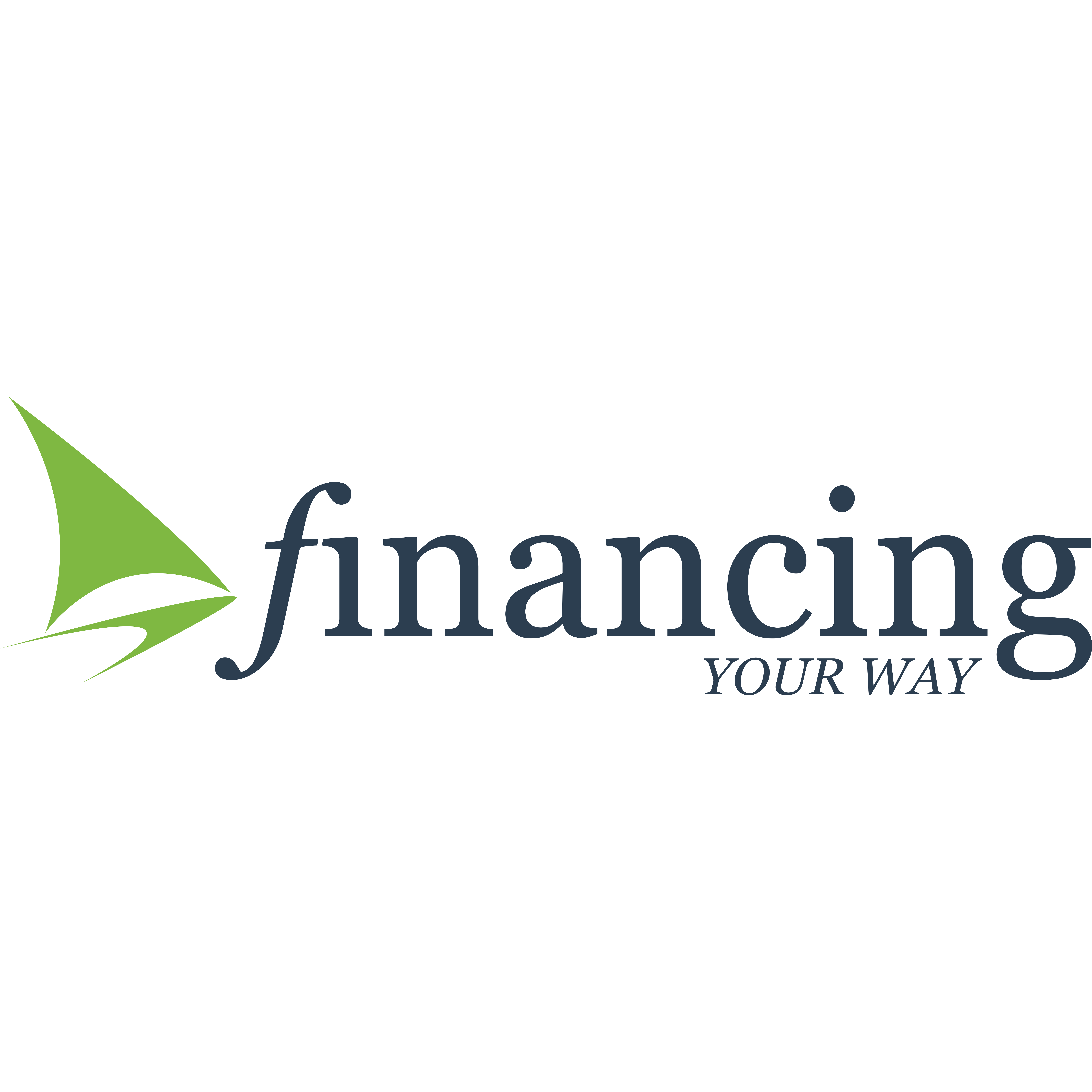 Financing Your Way