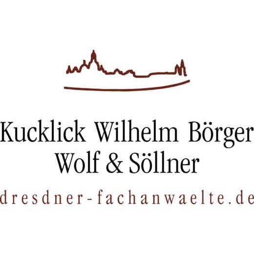 Kucklick Wilhelm Börger Wolf & Söllner dresdner-fachanwaelte.de