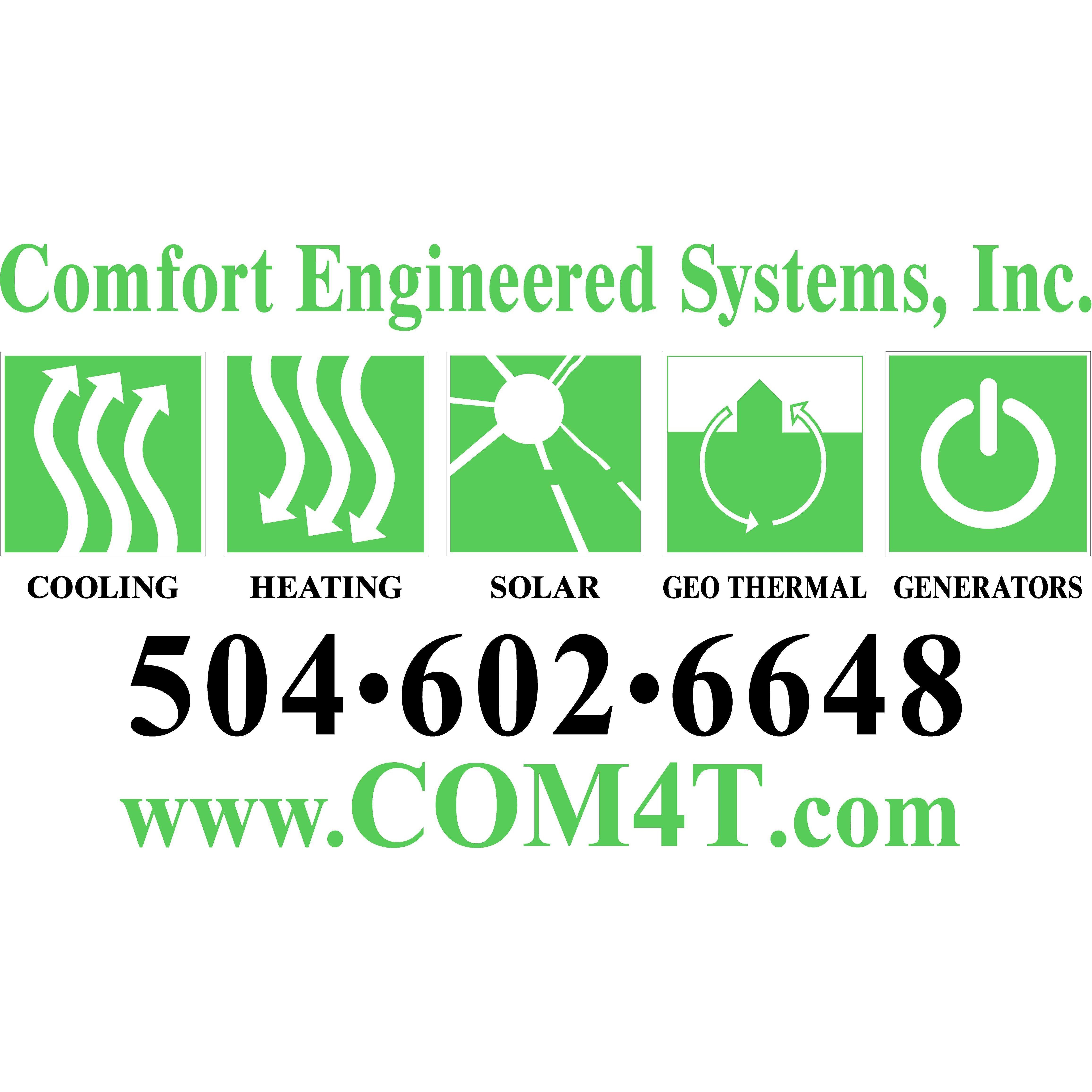 Comfort Engineered Systems Inc.