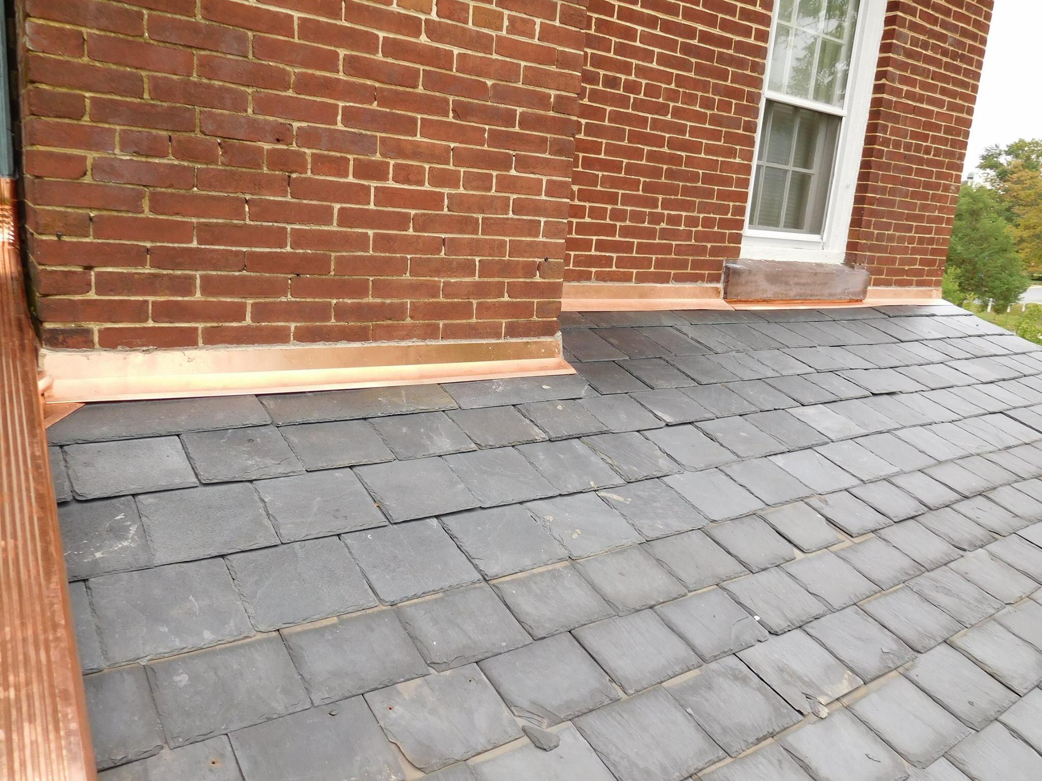 Joey Wildasin Slate Roofing image 9