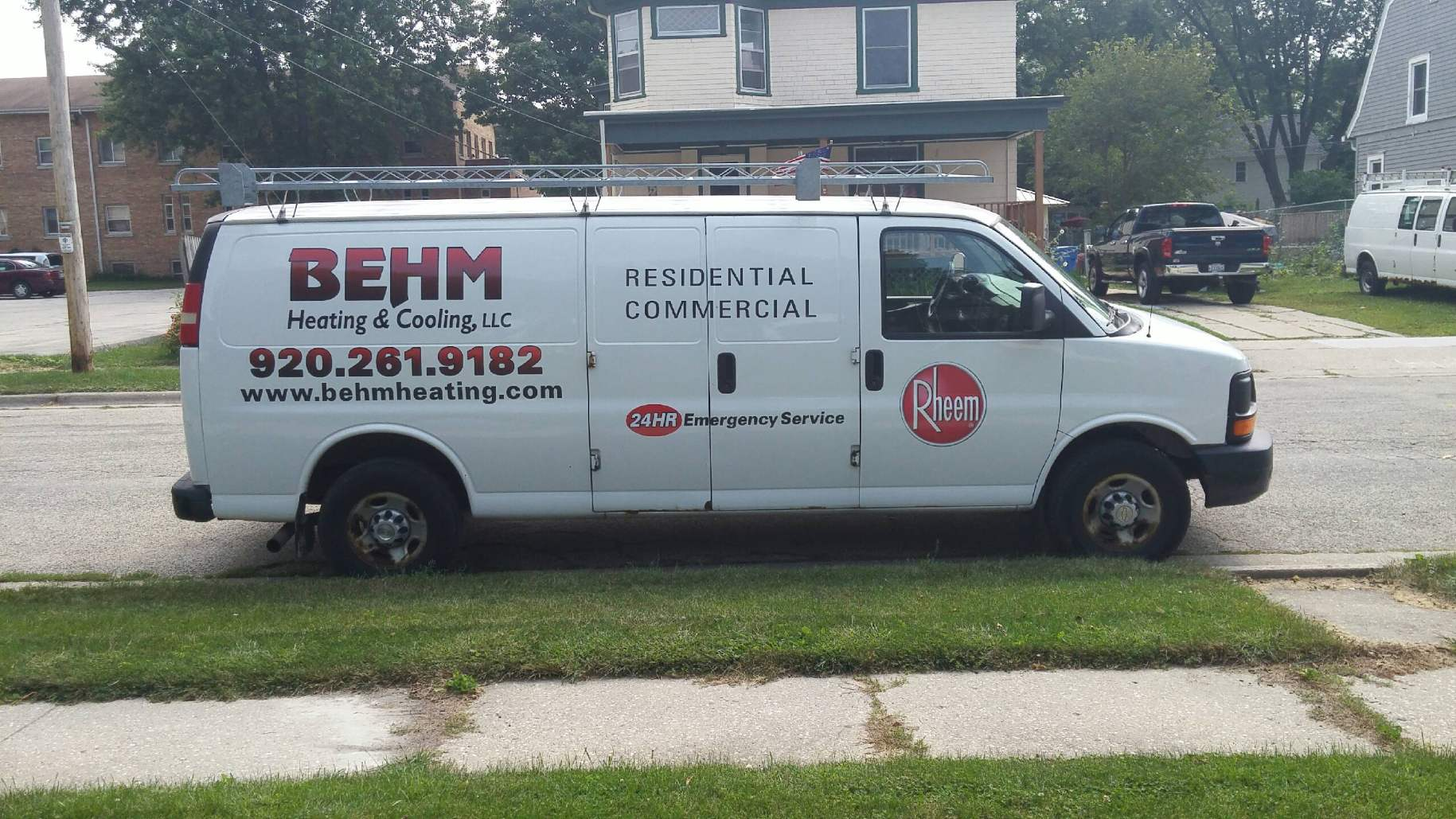Behm Heating & Cooling image 0