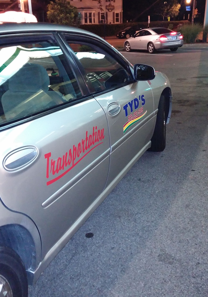 Tyd's Transportation and Taxi Service image 0