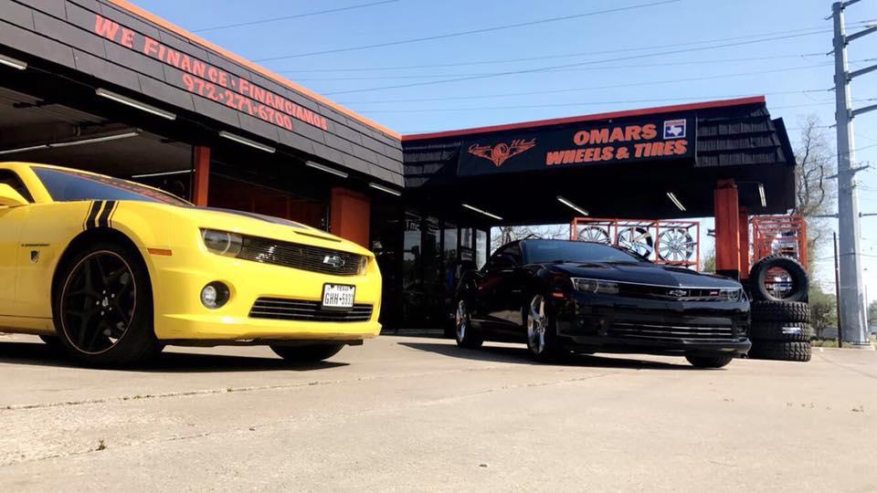 Omar's Wheels & Tires #4 image 1