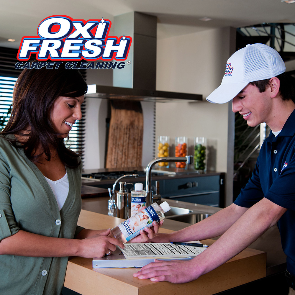 Oxi Fresh of Urbandale Carpet Cleaning image 4