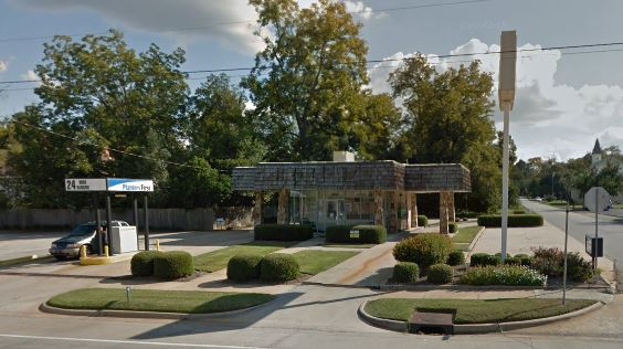 Planters First Bank - Hawkinsville Drive In