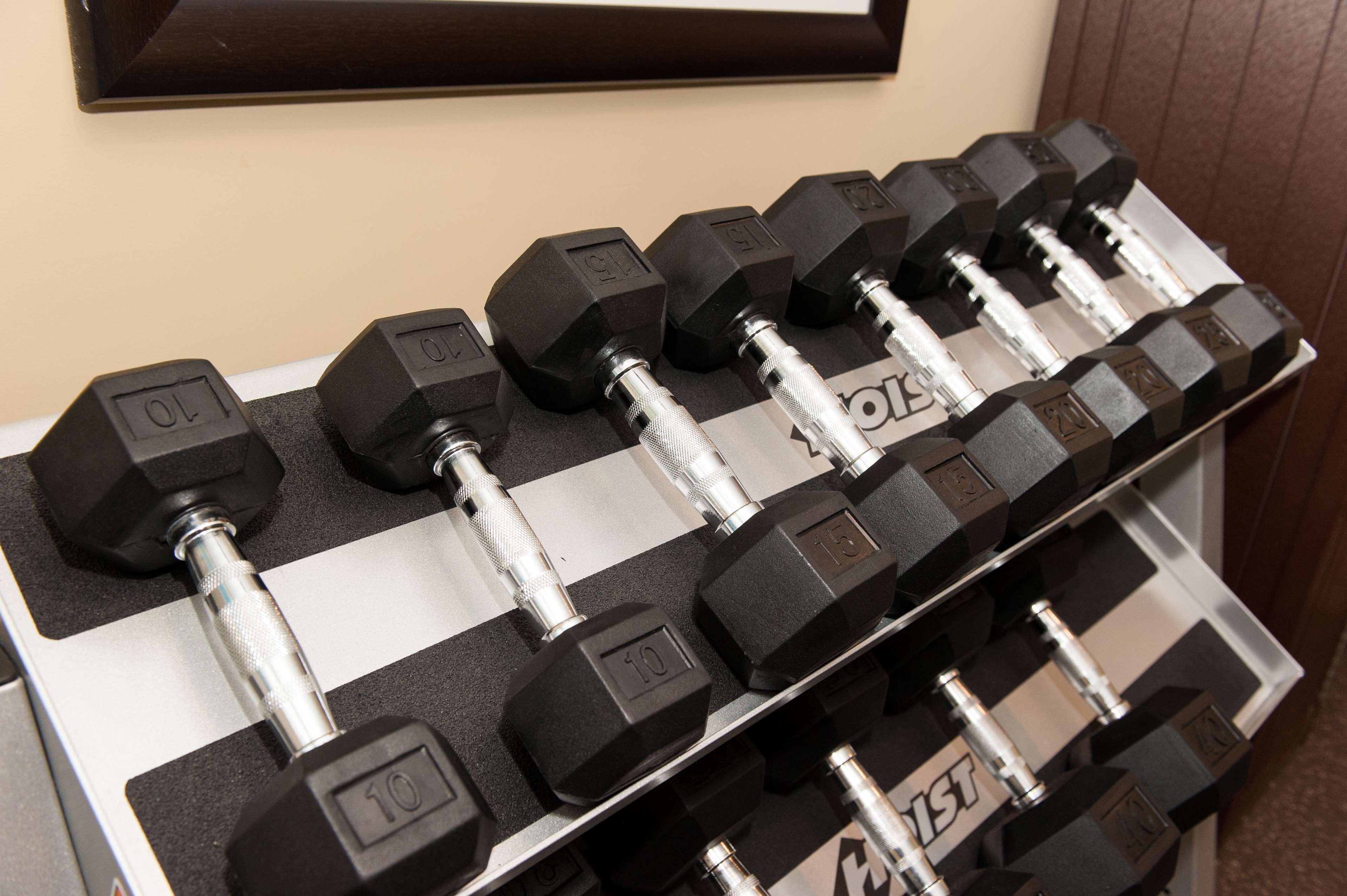 Best Western Maple Ridge Hotel in Maple Ridge: Fitness Center