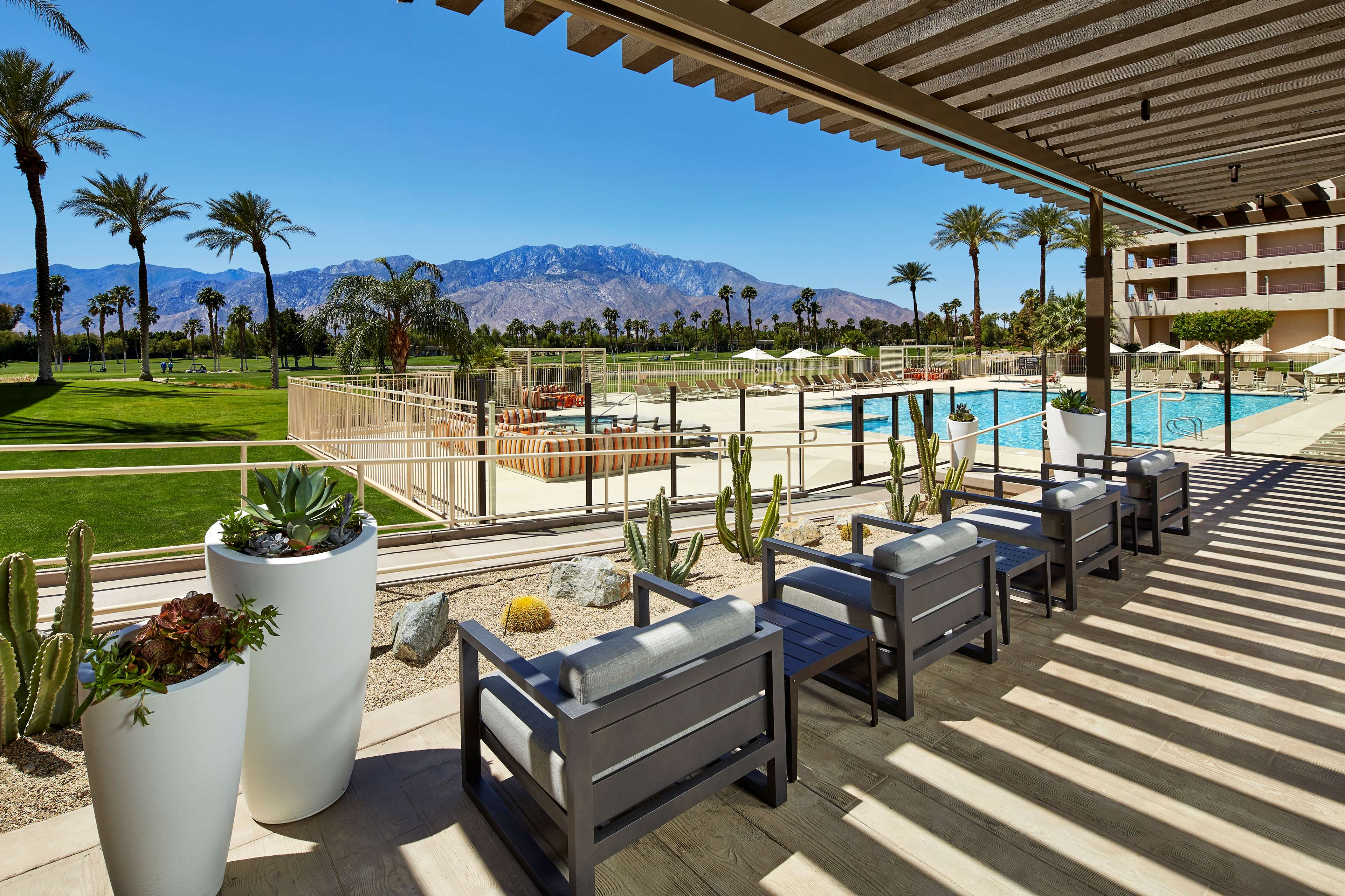 DoubleTree by Hilton Hotel Golf Resort Palm Springs image 13