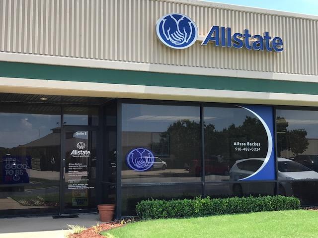 Allstate Insurance Agent: Alissa Backes image 1