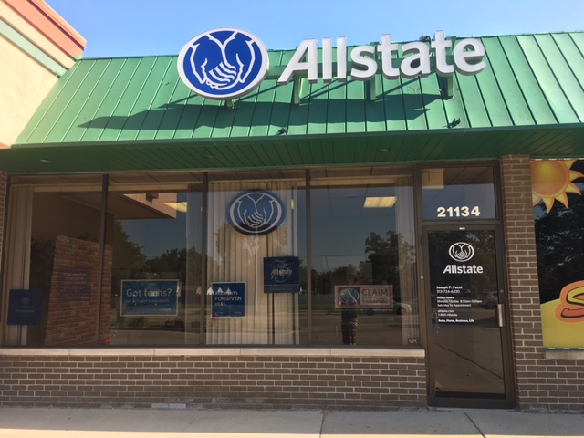 Joseph Pacut: Allstate Insurance